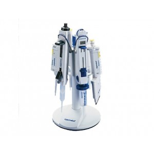 Multipette plus adapter for carousel pipette stand